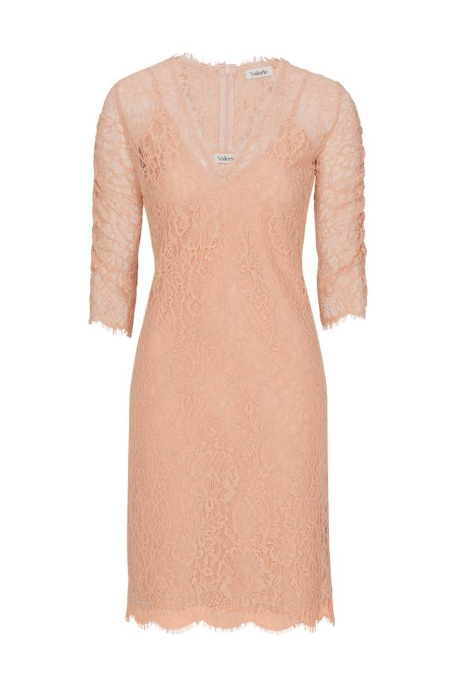 Valerie Total Dress -pitsimekko