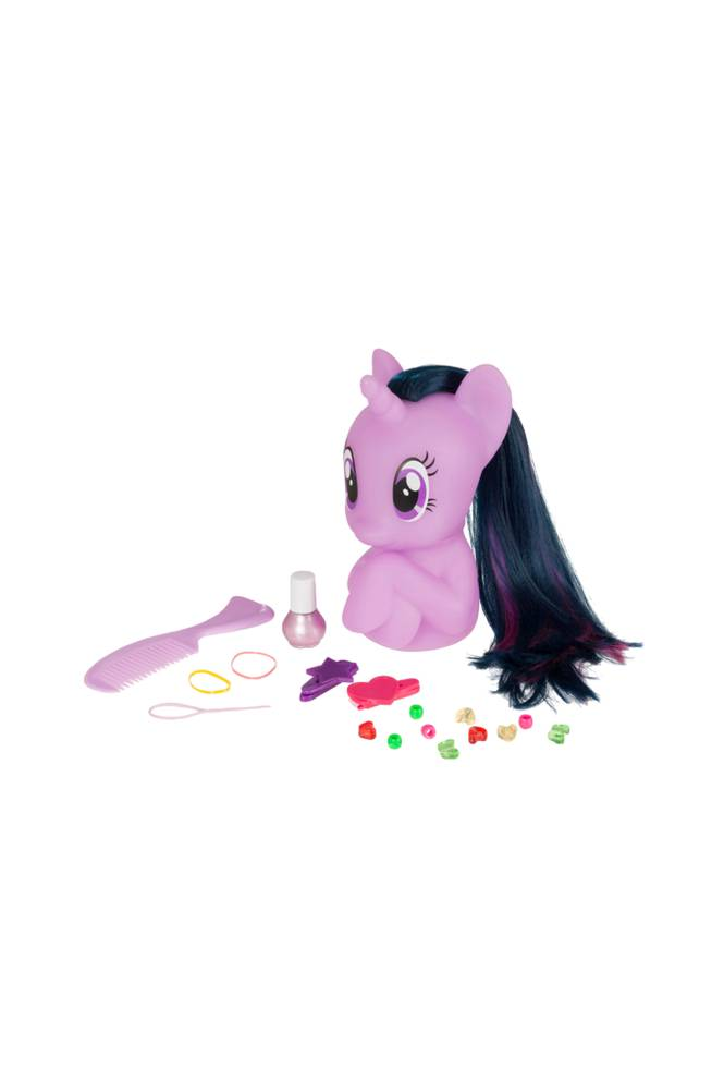 My Little Pony Twilight Sparkle -kampauspää