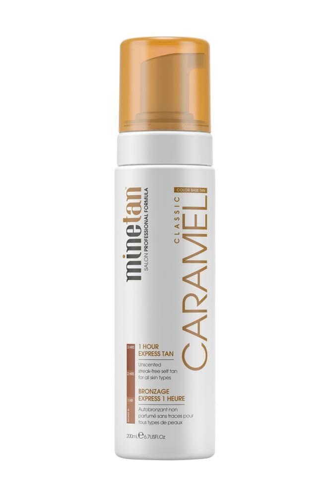 minetan Caramel, Classic Foam 200 ml