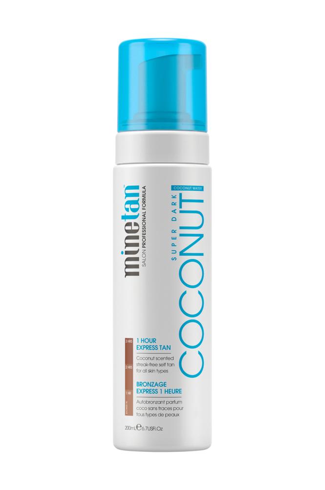 minetan Coconut Foam 200 ml