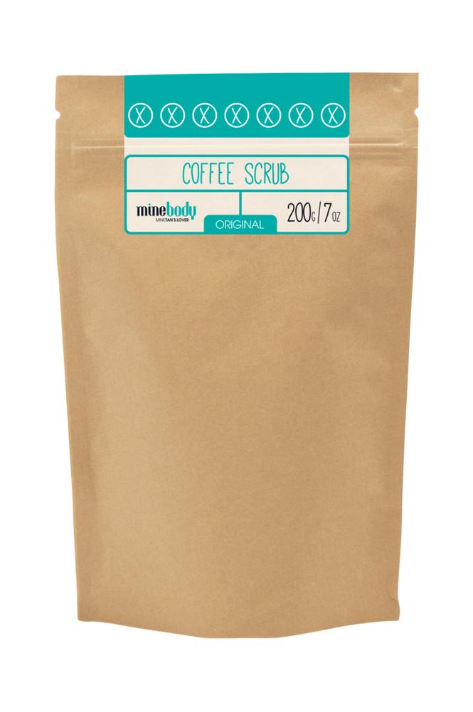 minetan Coffee Scrub, Original 200 ml