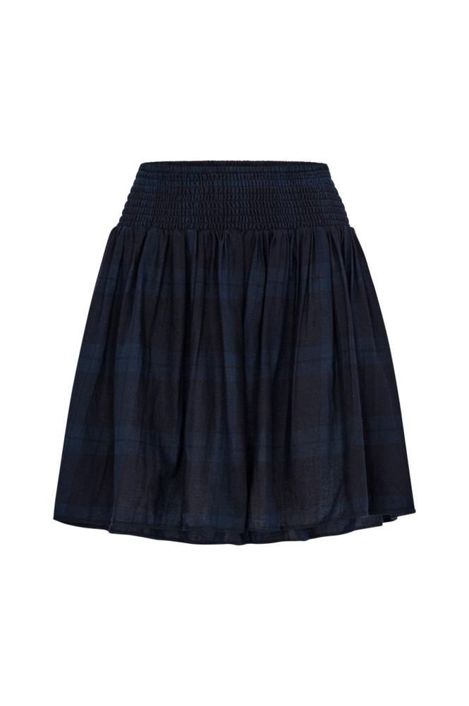 Hunkydory Mc Bart Tartan Skirt -hame