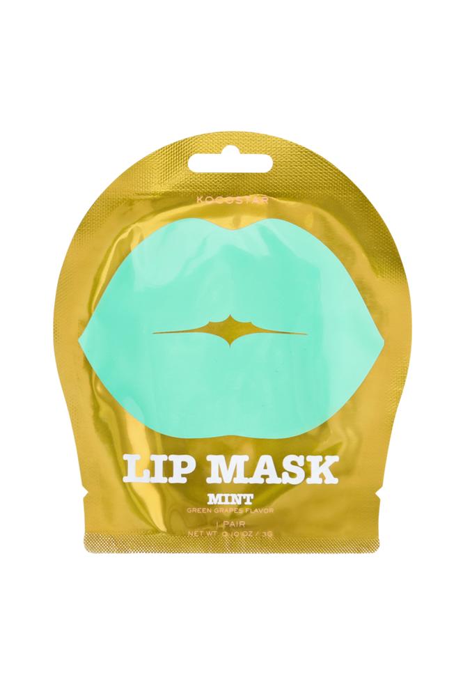 Kocostar Lip Mask Mint Grape 1 pcs