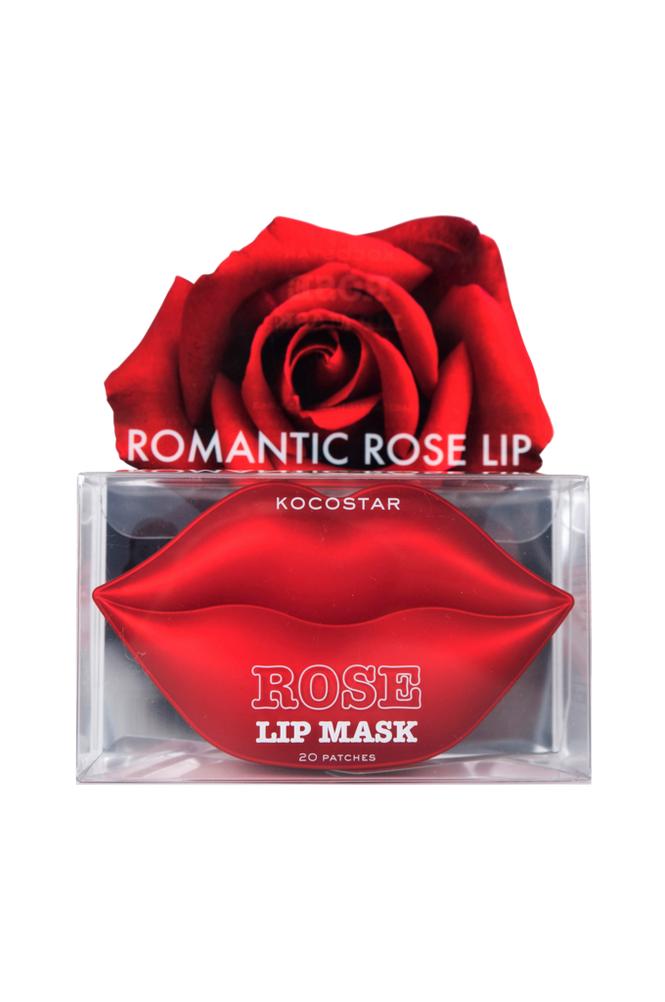 Kocostar Lip Mask Romantic Rose 20 pcs