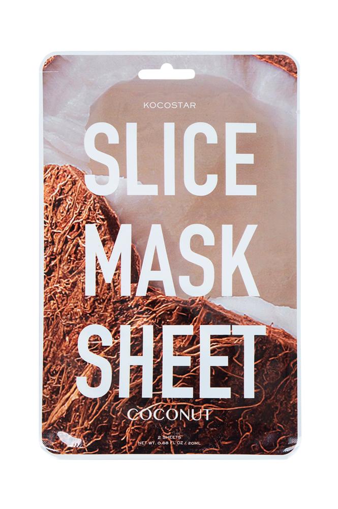 Kocostar Slice Mask Sheet Coconut