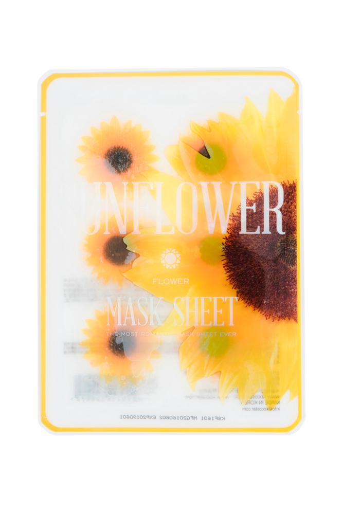 Kocostar Sunflower Flower Mask Sheet