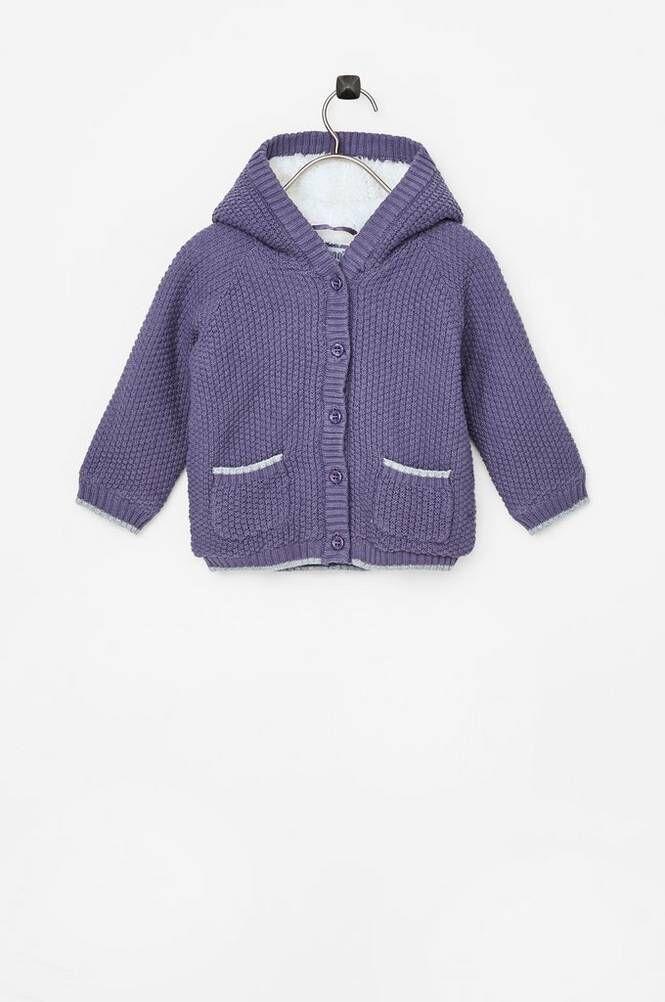 Me Too Knit Teddy - neuletakki