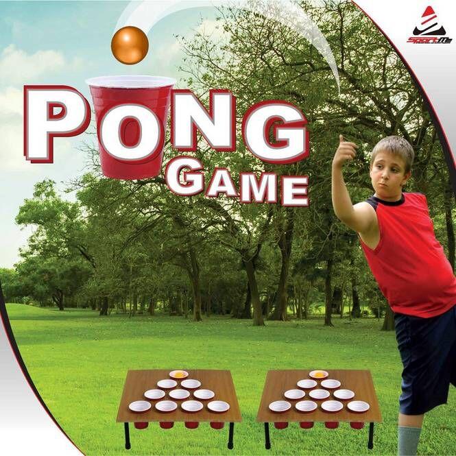 Sportme Pong Game