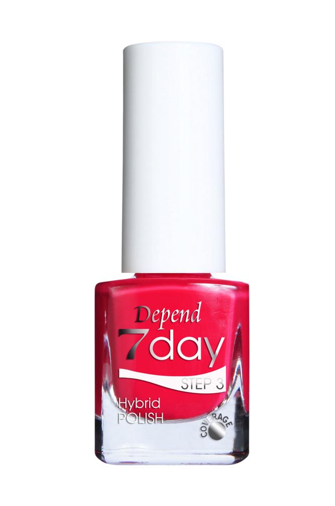 Depend 7Day Hybrid Nailpolish