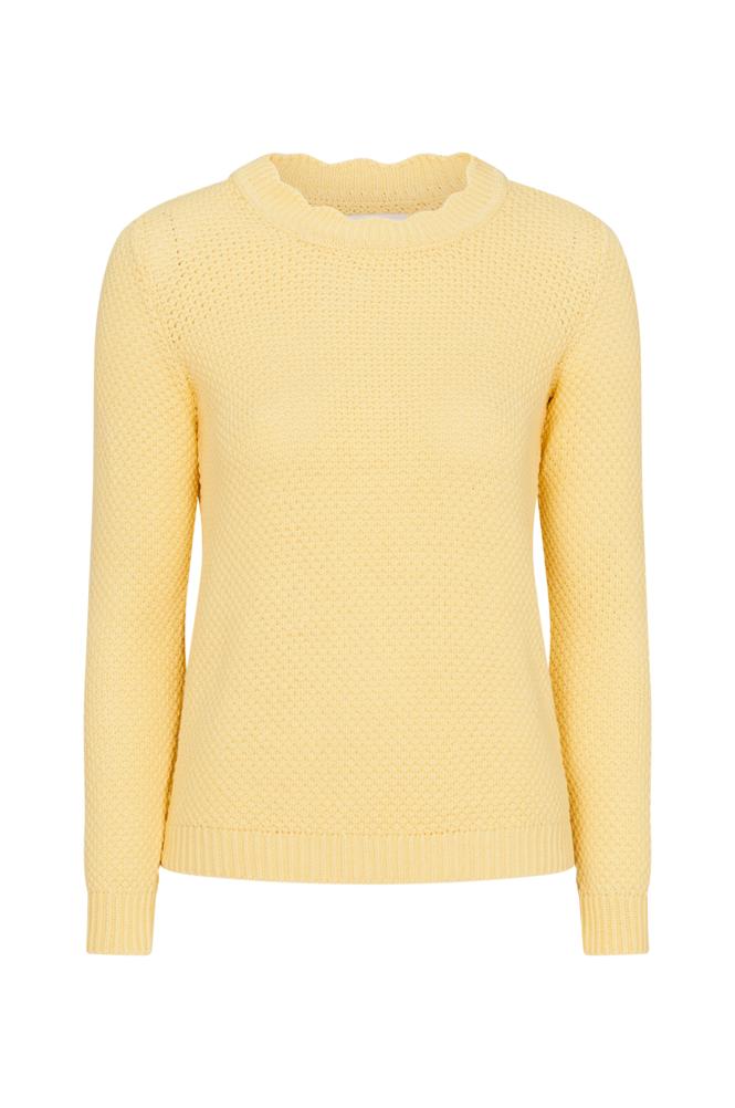 Part Two Orika Knit Pullover -neulepusero