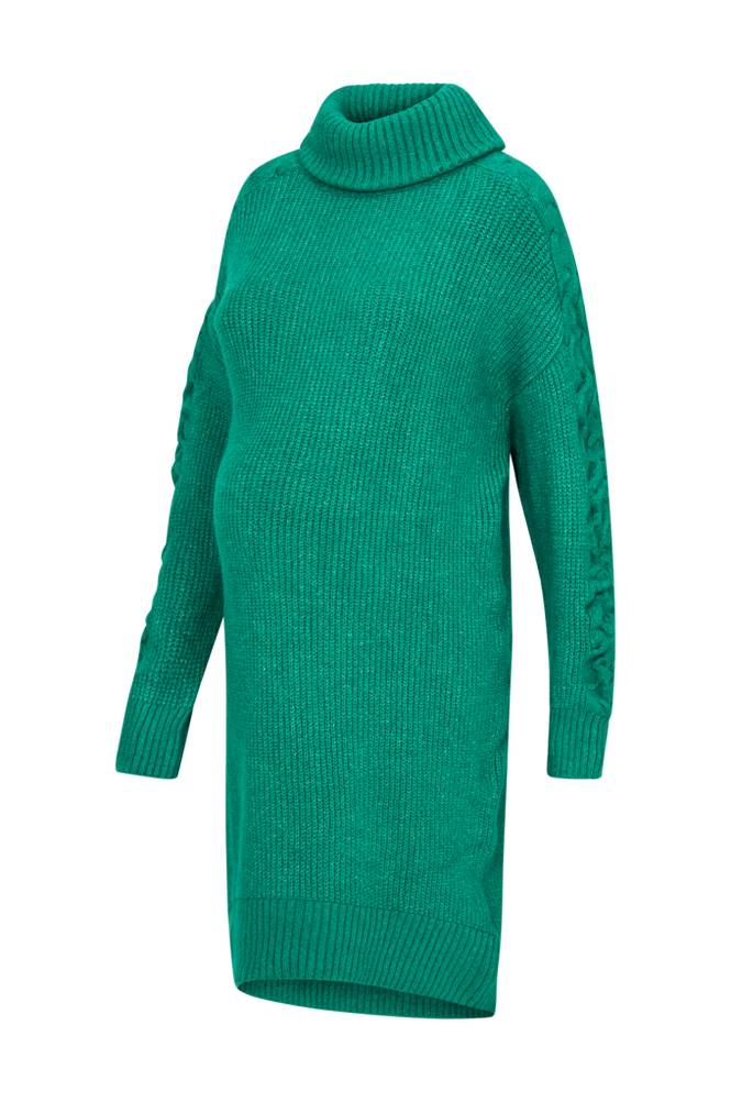Supermom Ls Knit Dress -äitiysmekko