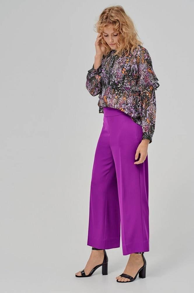 InWear Zhen Culotte Pant -housut