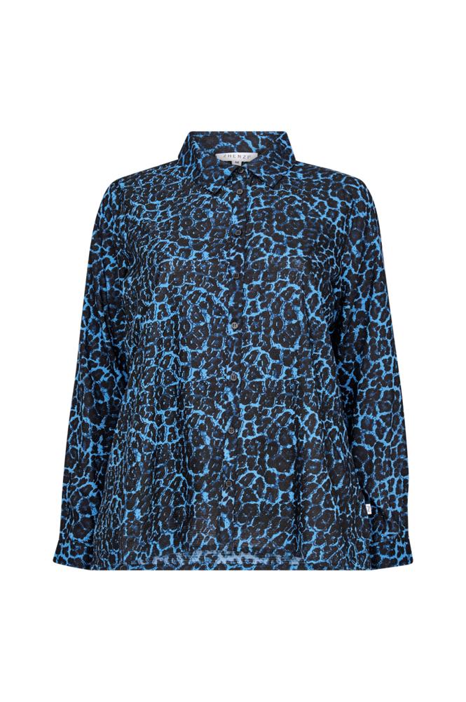 Zhenzi L/S Shirt -paitapusero