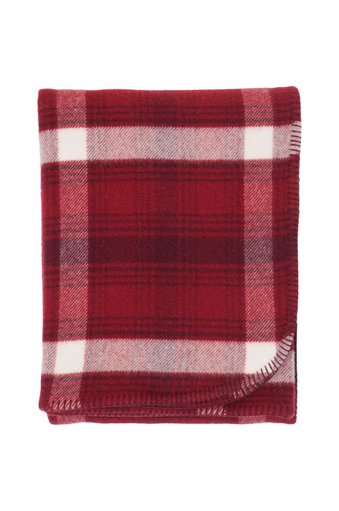 Lexington Checked Blanket-torkkupeitto