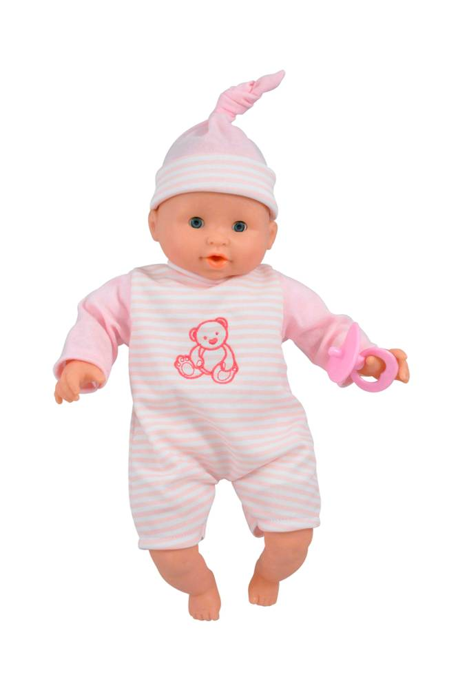 Skrållan Pehmeä Alice-nukke 30 cm