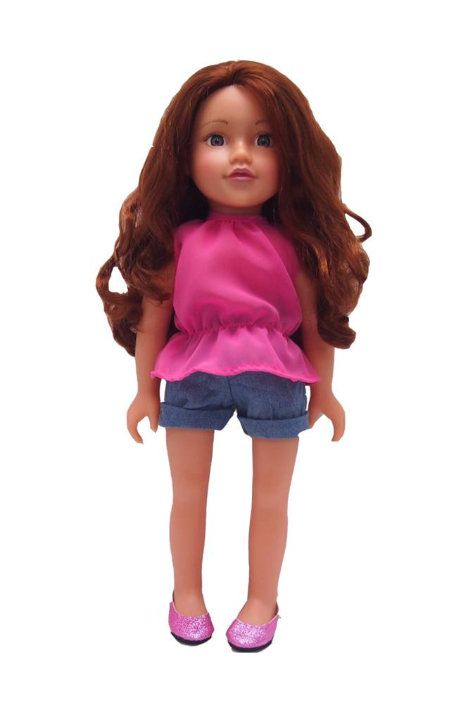 DesignaFriend Bella Doll