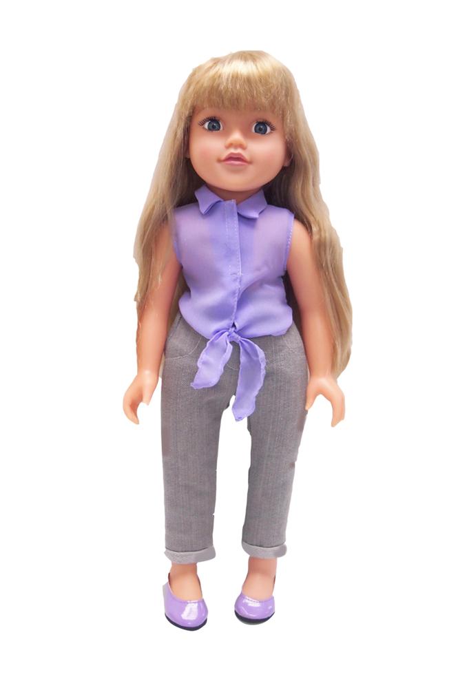 DesignaFriend Carly Doll