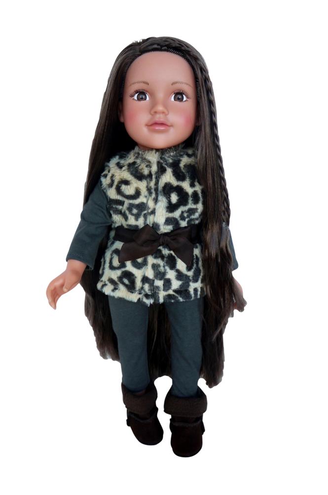 DesignaFriend Jessica Doll