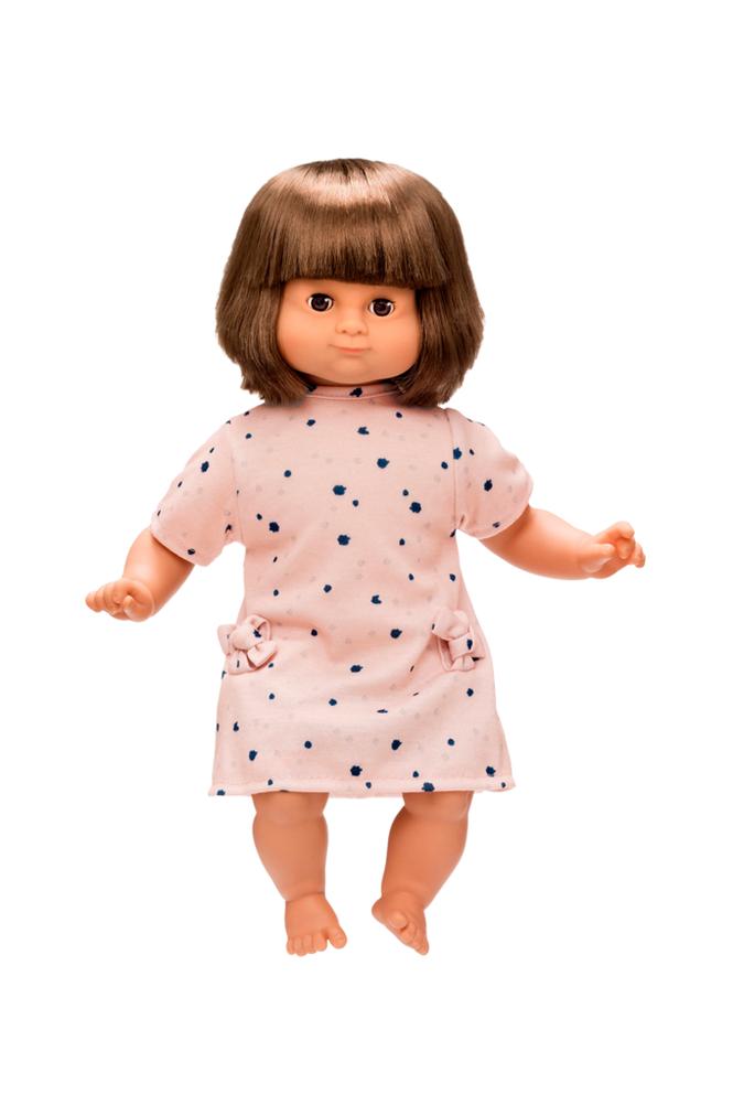 Skrållan Lillan Try Me -nukke, tummatukkainen 36 cm