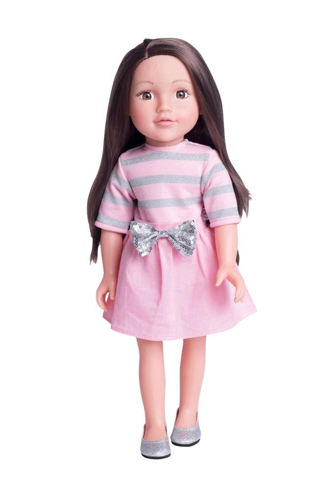 DesignaFriend Victoria Doll