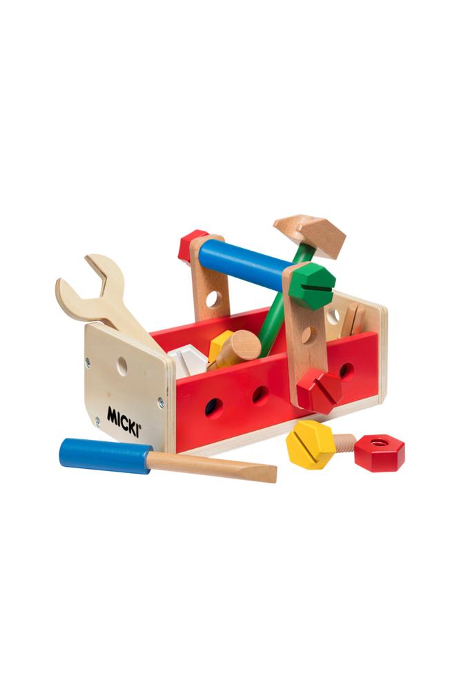 Micki Bygg & Lek -työkalupakki