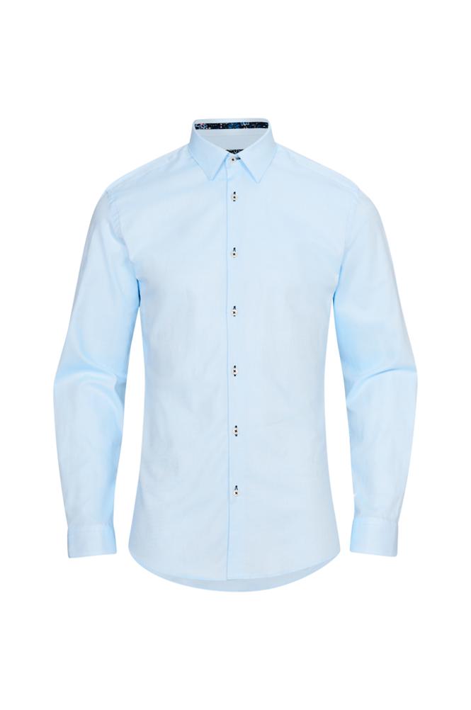 jack & jones JprMarco Detail Shirt Slim -kauluspaita