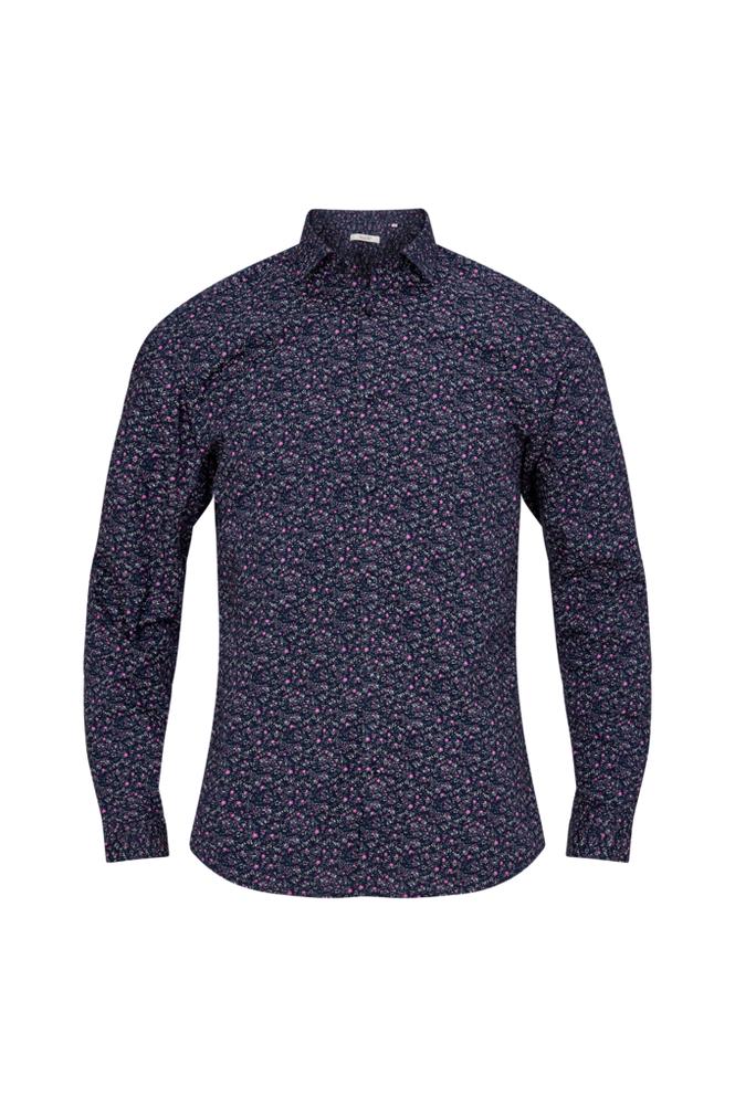jack & jones JprBlackpool Shirt L/S -kauluspaita, slim fit