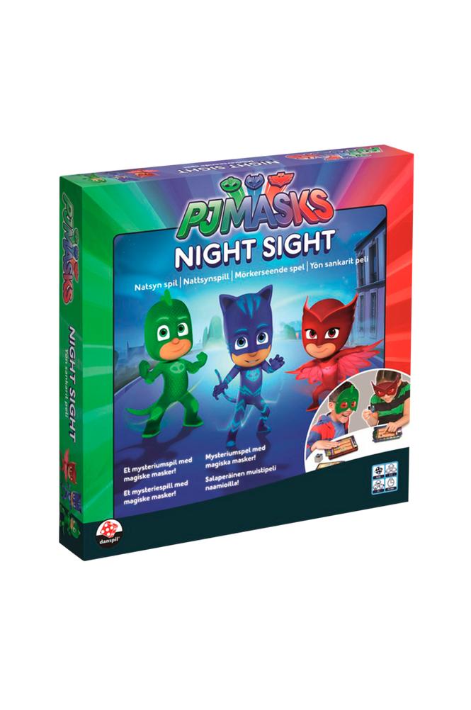 danspil PJ Masks Night Sight Game