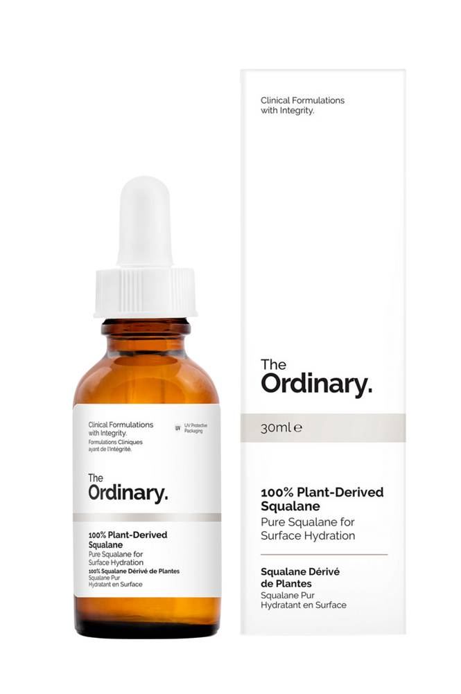 The Ordinary 100% Plant Derived Squalane 30ml