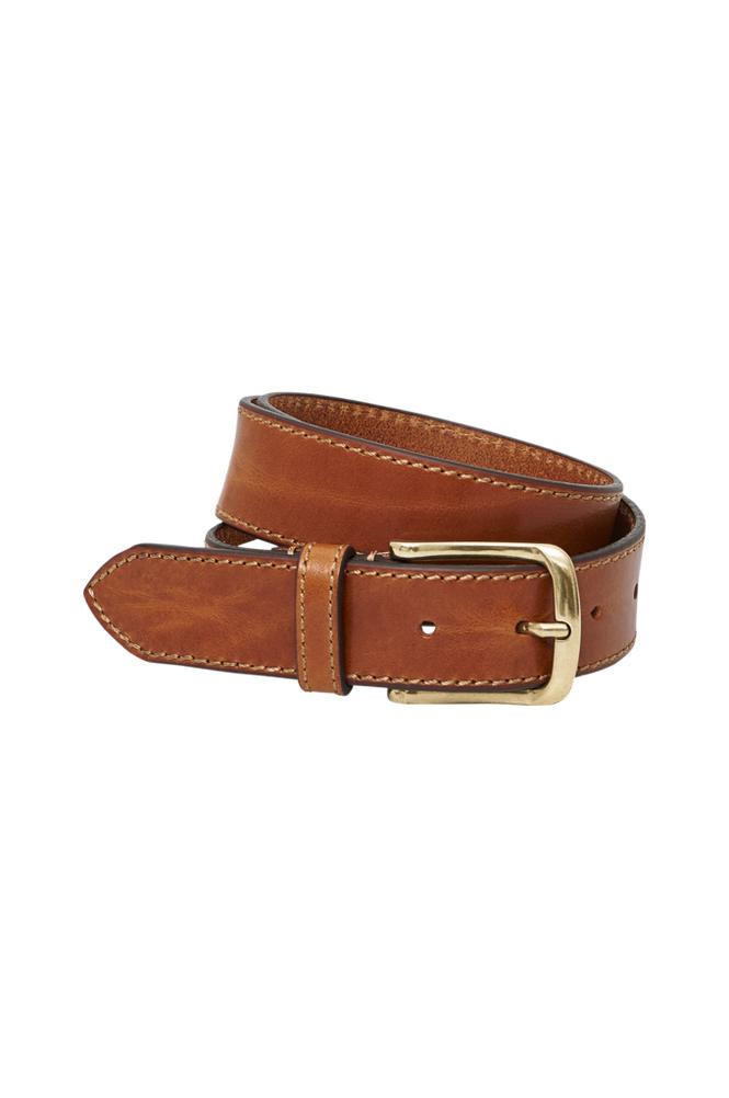 Saddler SDLR Male Belt -nahkavyö