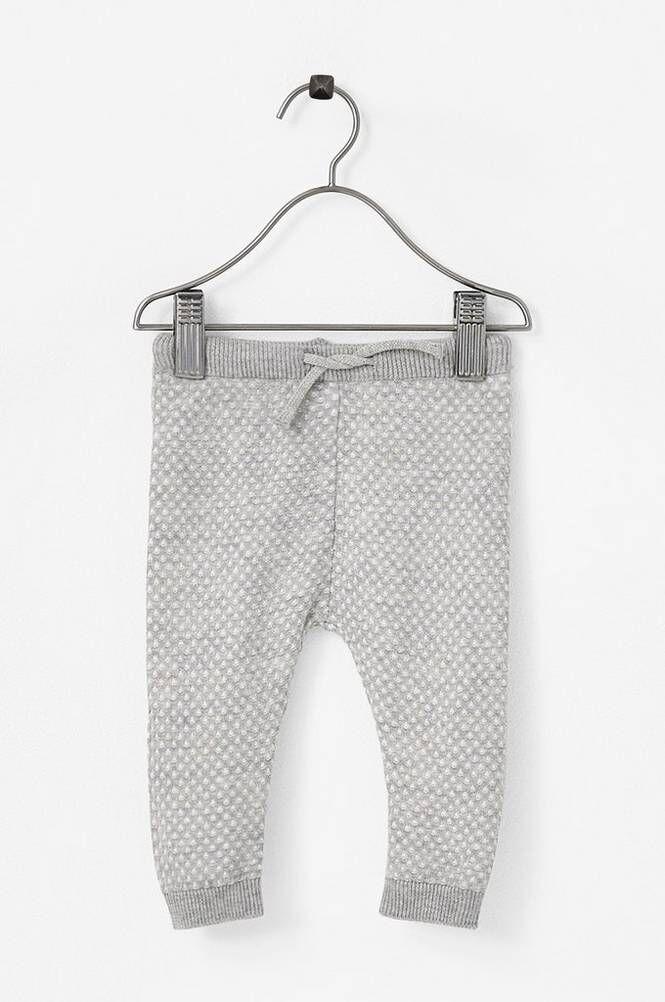 FIXONI Into Knit Pants -housut