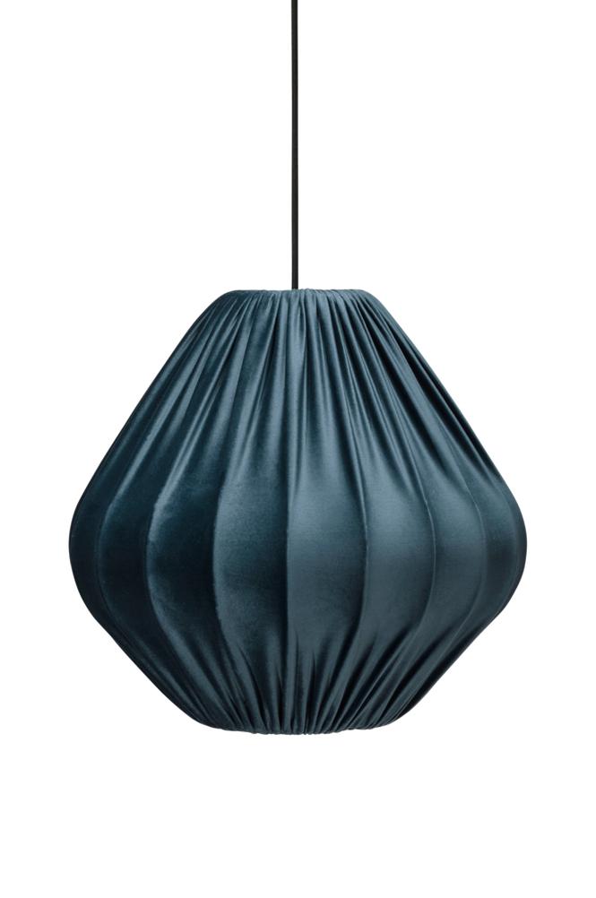 PR Home Malou-varjostin kattovalaisimeen samettia 40 cm
