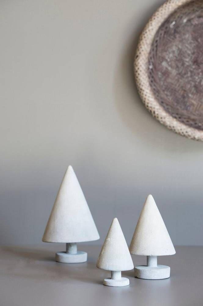 DBKD CONCRETE TREE -joulukoriste, medium
