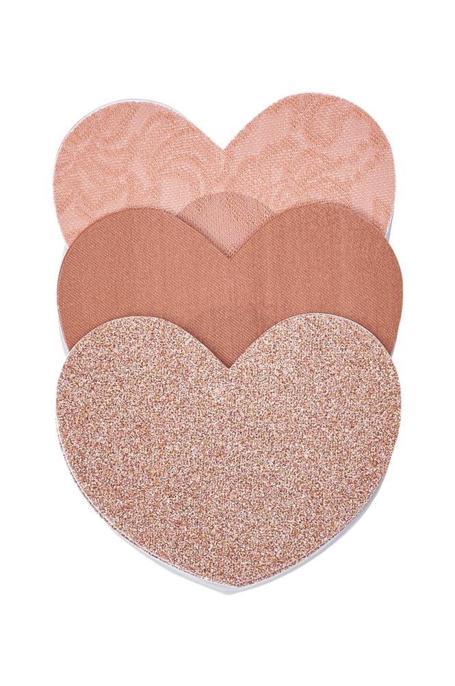 Wonderbra Heart Covers