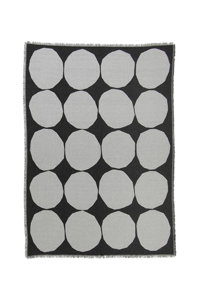Marimekko Kivet-torkkupeitto 140 x 190