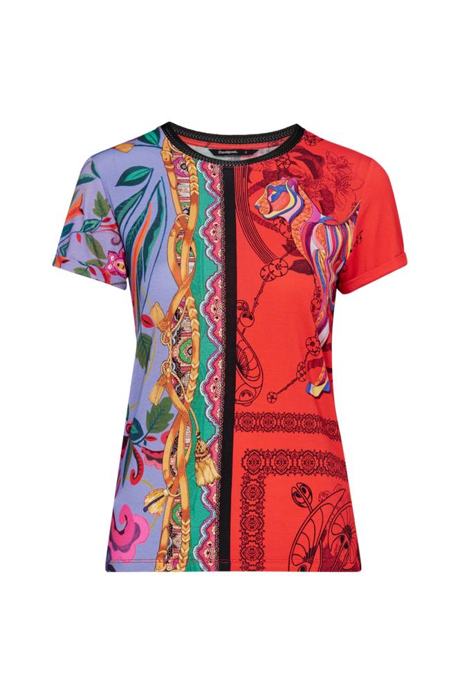 Desigual Graft-pusero