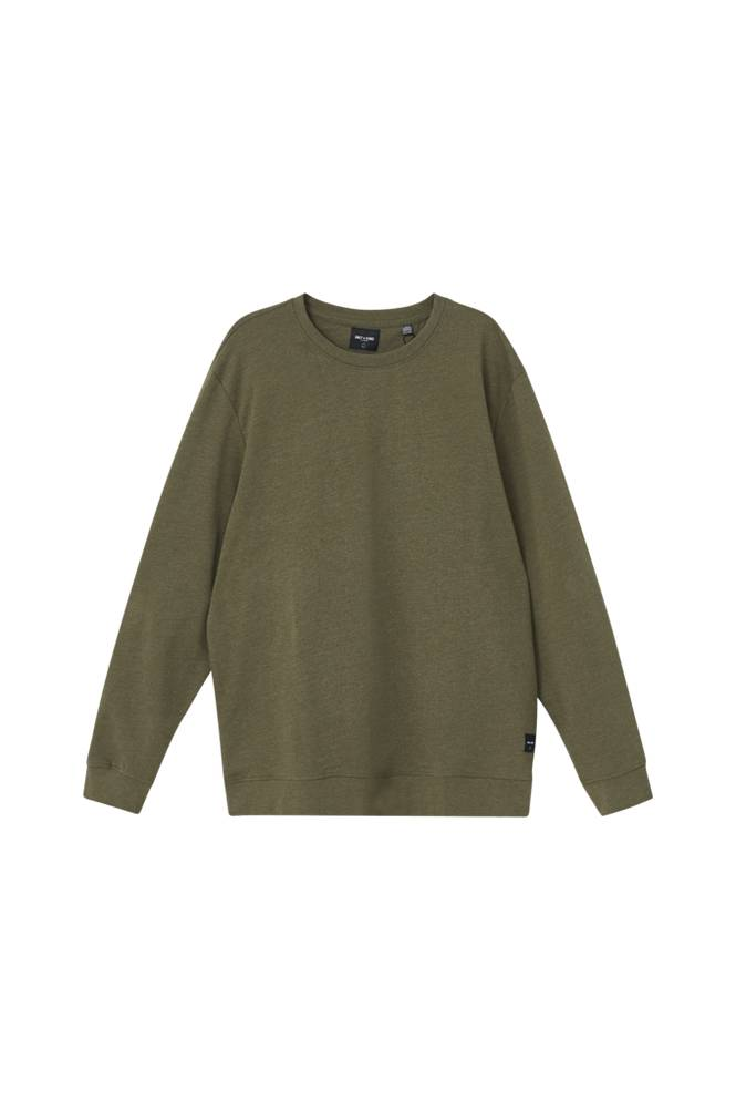 ONLY & SONS OnsBasic Sweat Crew Neck Unbrushed -collegepusero