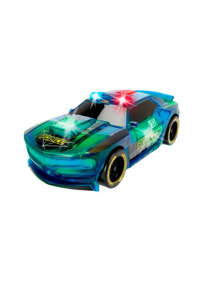 Dickie Toys Lightstreak Police