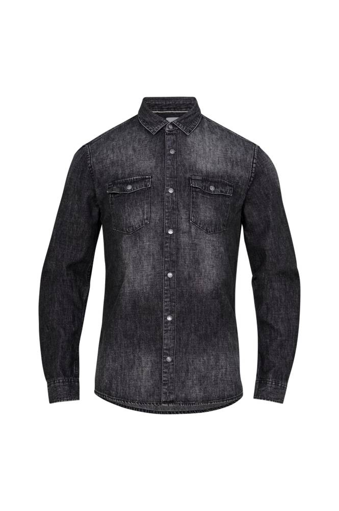 ONLY & SONS OnsTalik LS Western Denim Shirt -farkkupaita