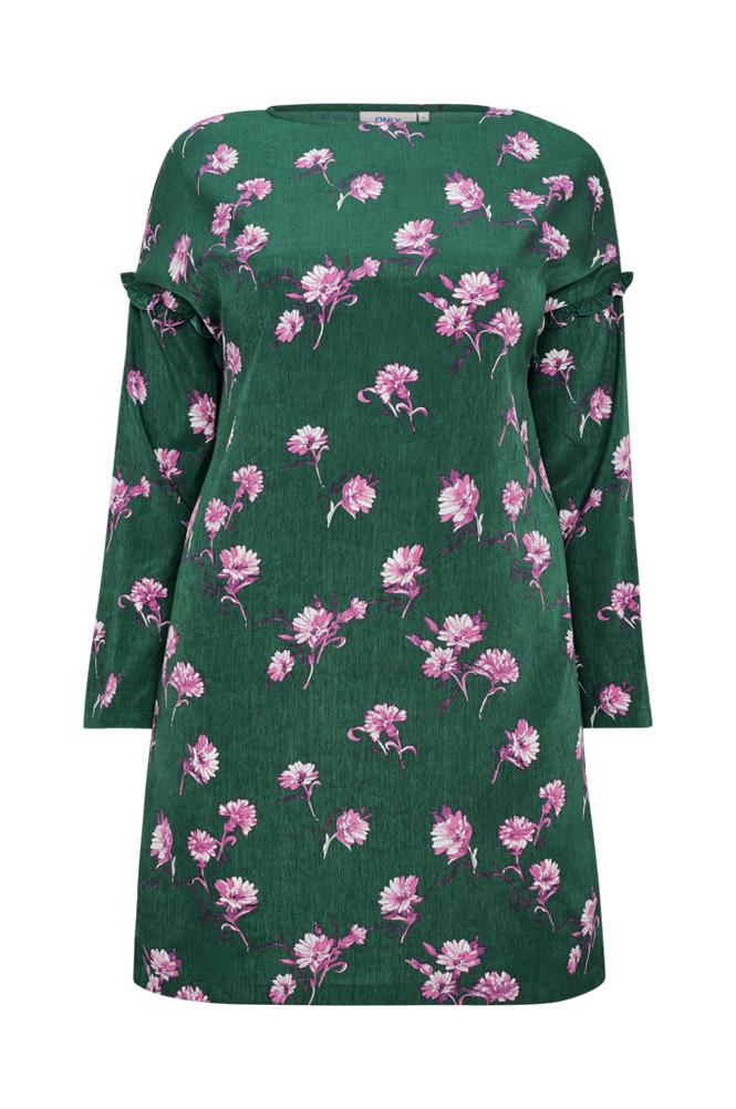 Only Carmakoma CarBeatrice LS Dress -mekko