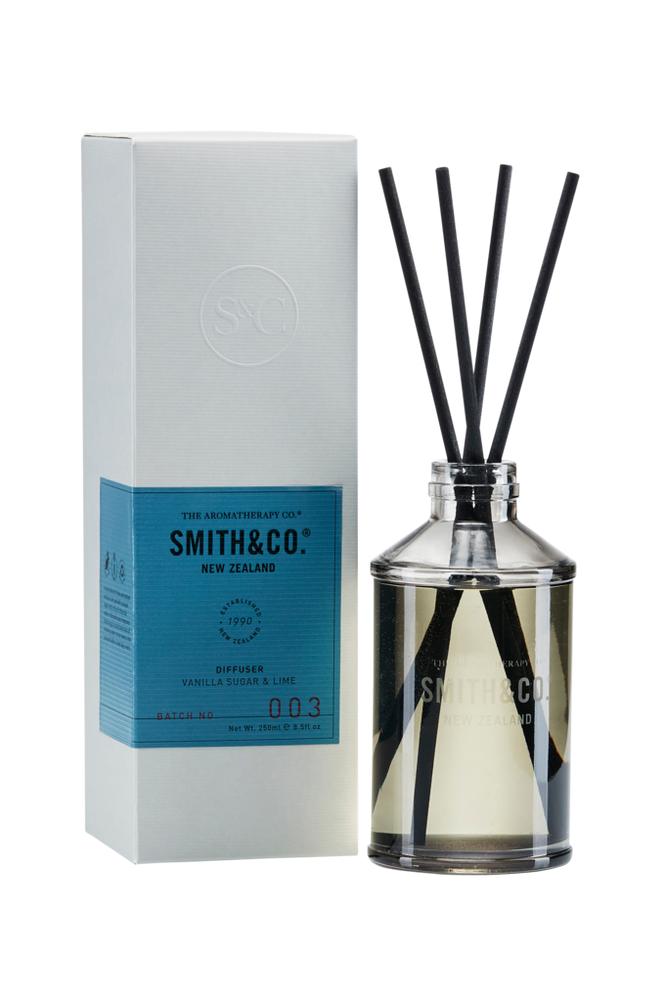 Smith & Co. Vanilla Sugar & Lime Diffuser 250 ml