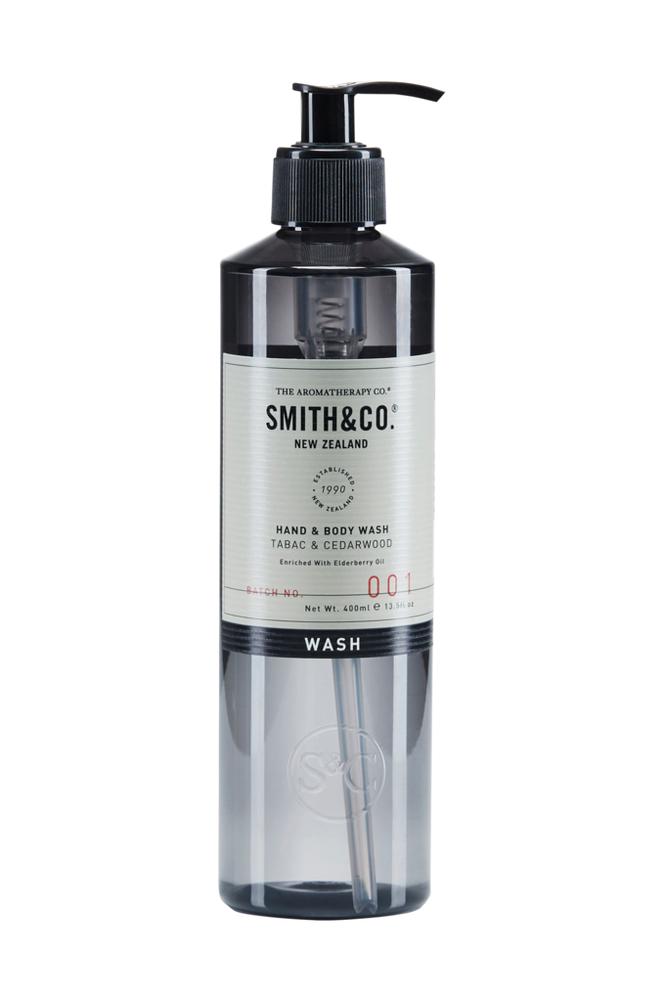 Smith & Co. Tabac & Cedarwood Hand & Body Wash 400 ml