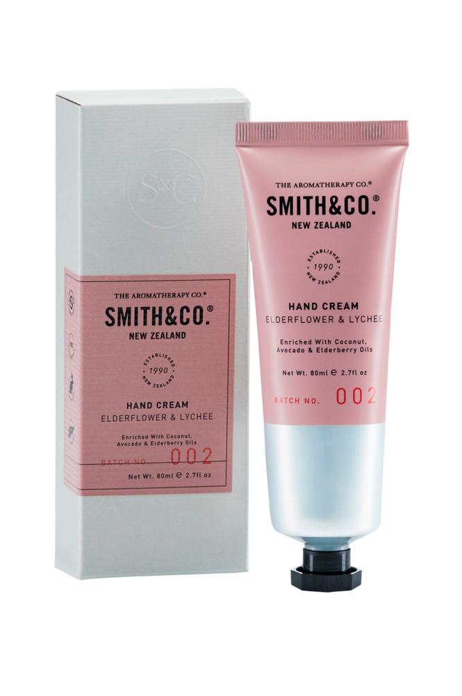 Smith & Co. Elderflower & Lychee Hand Cream 80 ml
