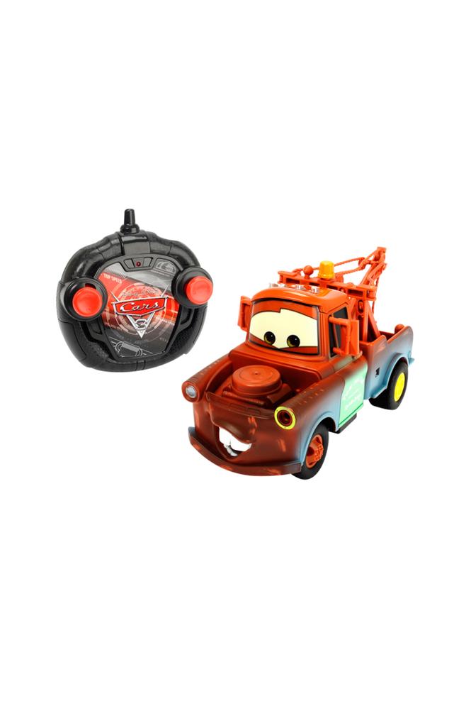Disney Autot - Martti -radio-ohjattava auto