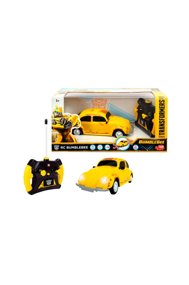 Transformers Bumlebee, radio-ohjattava