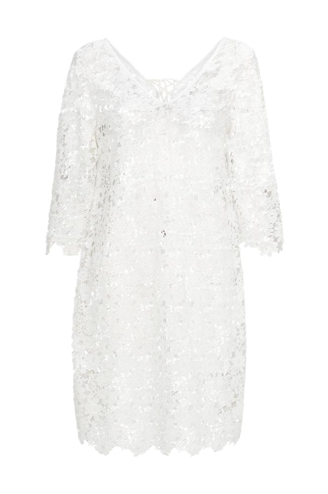 Image of Odd Molly Rantamekko Holy Lace Beach Dress