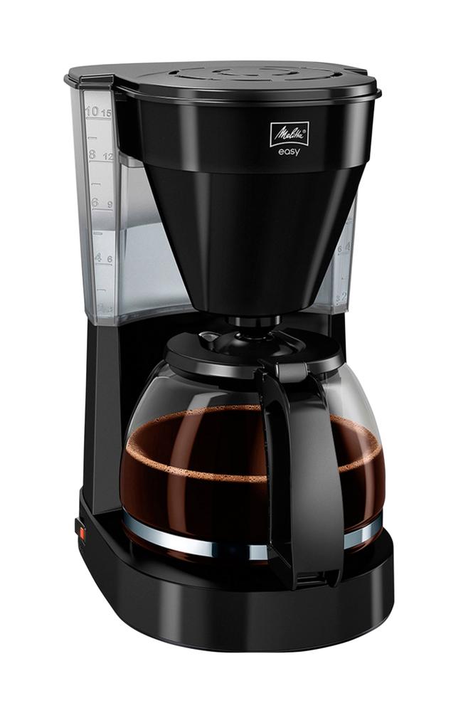Melitta Easy 2.0 -kahvinkeitin, musta