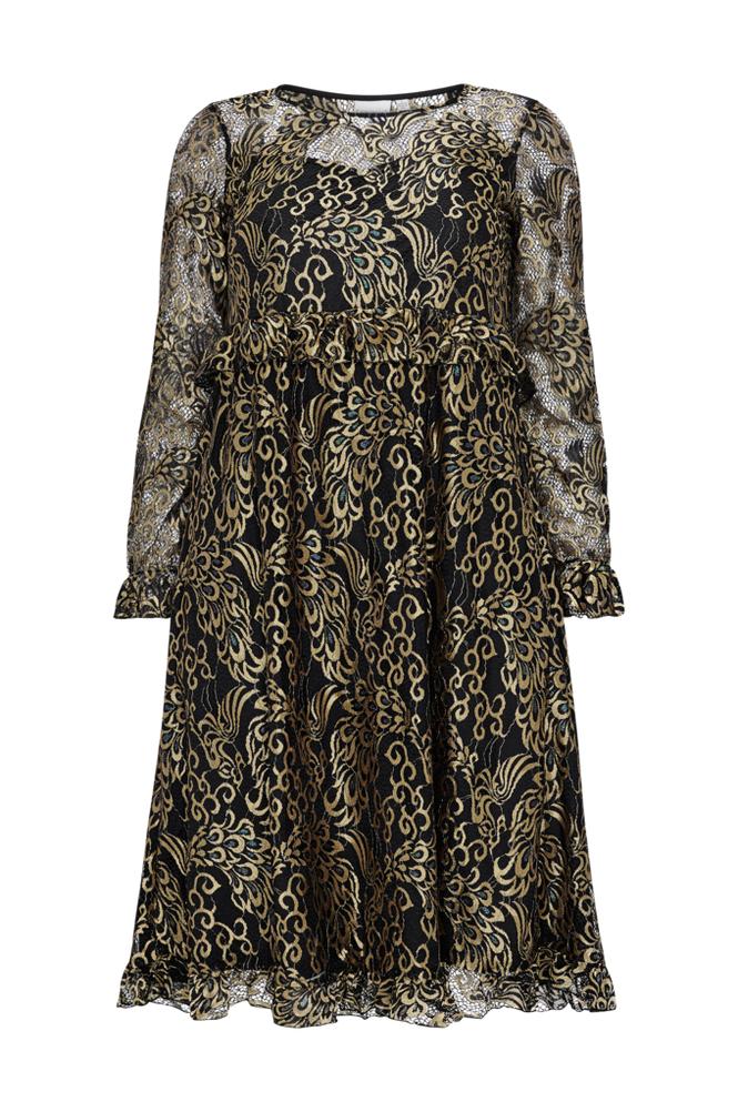 Junarose JrNingbo LS Midi Dress -mekko