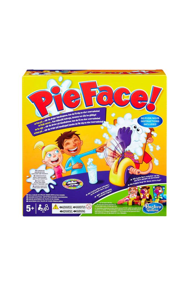Hasbro Pie Face Chain Reaction