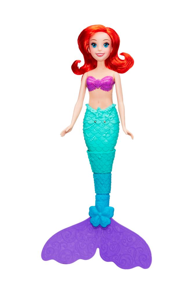 Disney Princess Swimming Ariel Doll